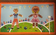 NEWS – Arts Sessions Create Mural
