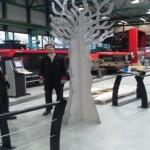 Steel Tree - Amada