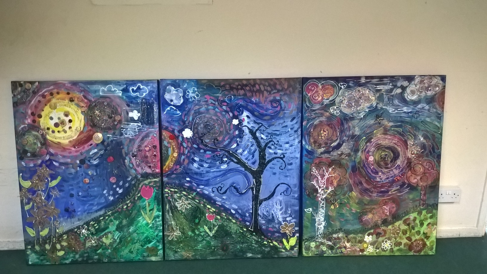 three canvases 2