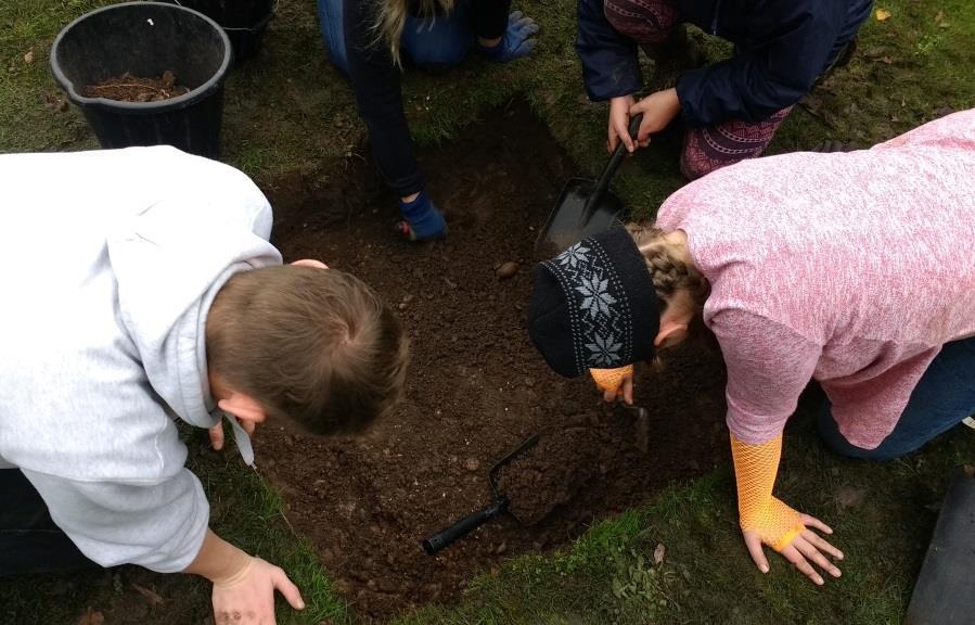 Digging TP1