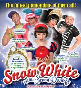 snow white panto 2019
