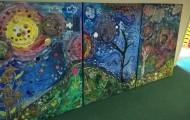 Green Fingers Art Club – Art Work Commision